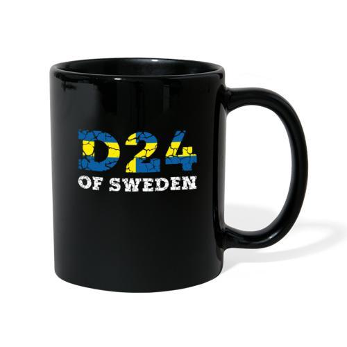 D24OFSWEDEN - Enfärgad mugg