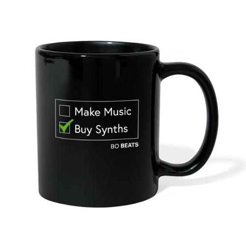Buying Synths - Full Colour Mug