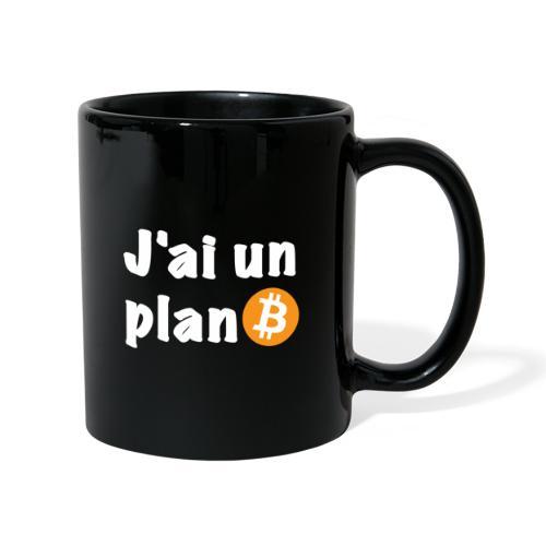 Plan Btc - Mug uni