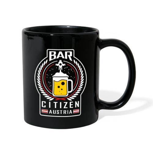 BarCitizenAustria Logo - Tasse einfarbig
