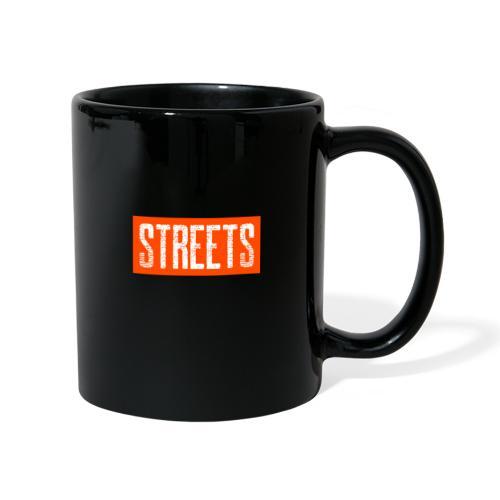 STREETS - Enfärgad mugg