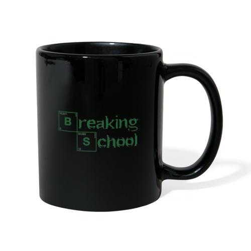 Breaking-School - Tasse einfarbig