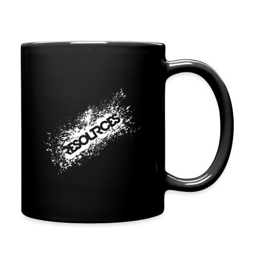 SPLASH Weiss - Tasse einfarbig