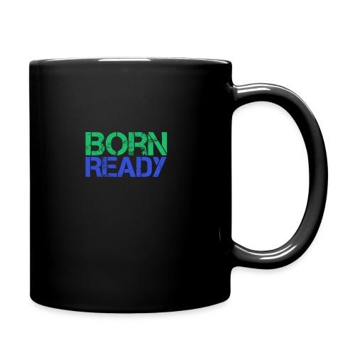 BORN READY - Tasse einfarbig
