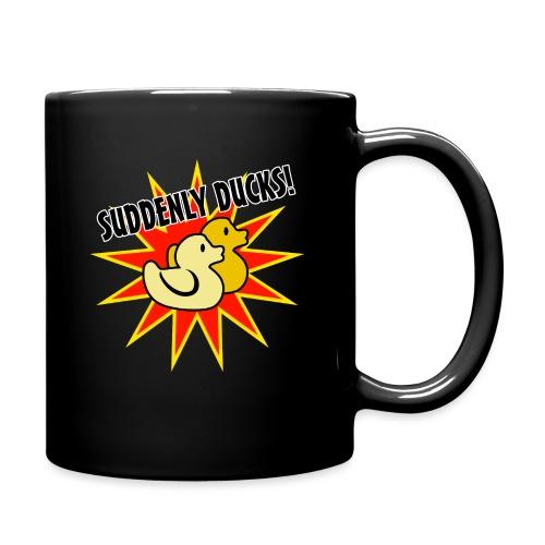 Suddenly Ducks! - Full Colour Mug