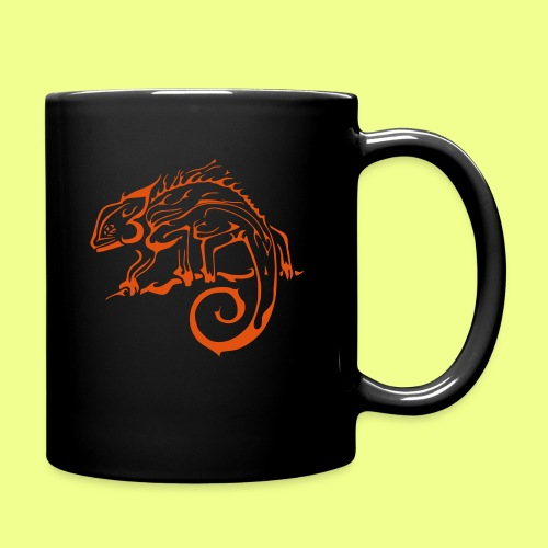 iguana - Taza de un color
