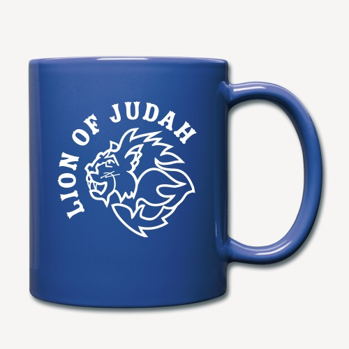 LION OF JUDAH - Full Colour Mug