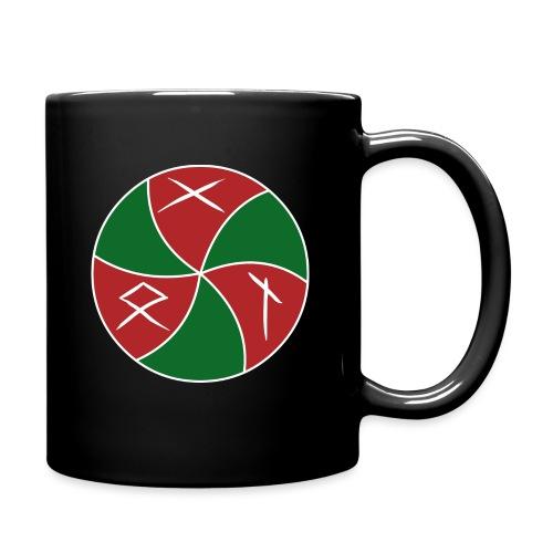 GON-Logo - Tasse einfarbig