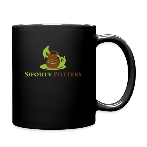 Sifoutv Pottery - Full Colour Mug