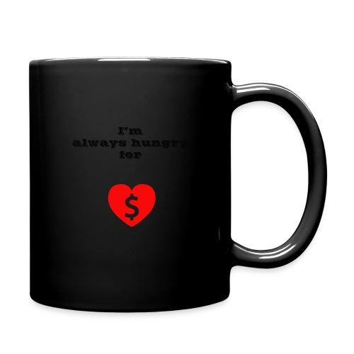 Money or Love - Full Colour Mug