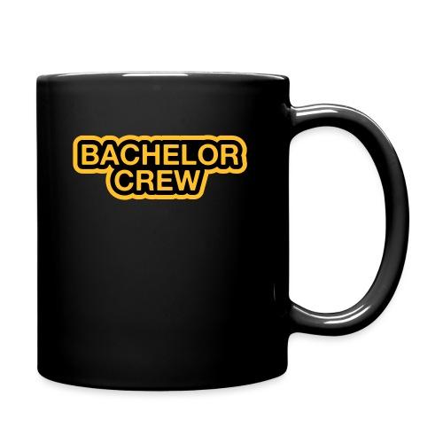 Bachelor Crew - Bachelor T-Shirt - Bräutigam Shirt - Tasse einfarbig