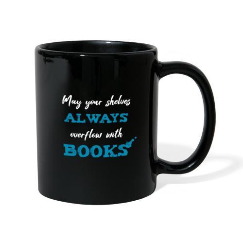 0038 author   Writer   Book blogger   reader - Full Colour Mug