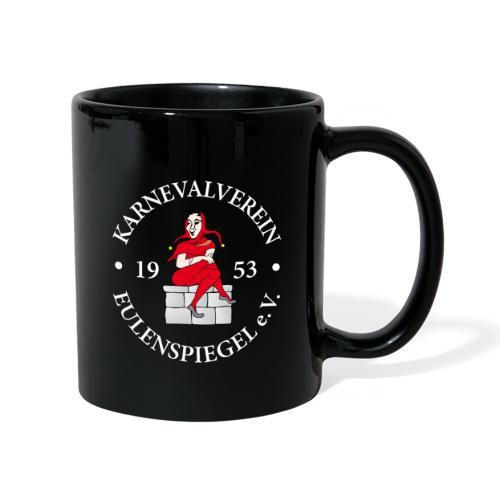 Vereinsbekleidung des KV Eulenspiegel e.V. - Tasse einfarbig