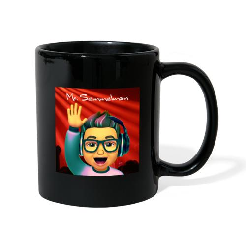 Mr. Semmelman, DJ - Enfärgad mugg