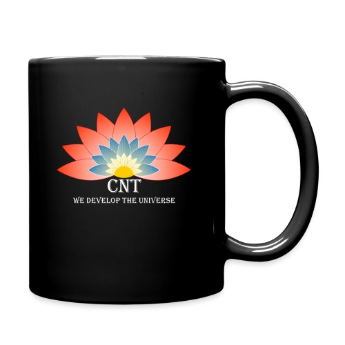 Support Renewable Energy with CNT to live green! - Full Colour Mug