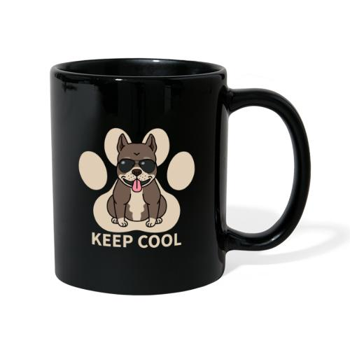 keep cool - Tasse einfarbig