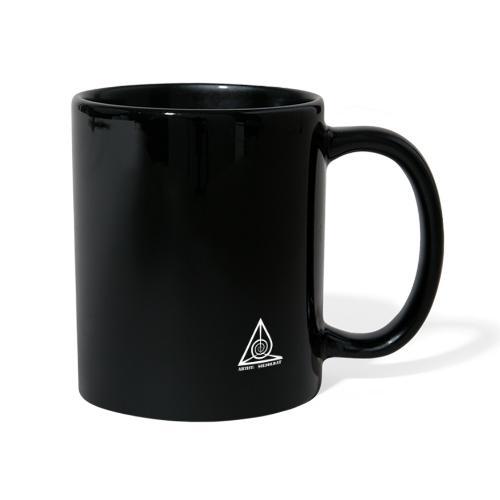 Bergs fiskehjell - Ensfarget kopp