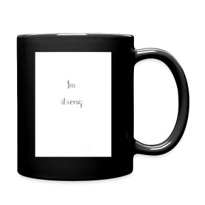 I'm strong - Tazza monocolore