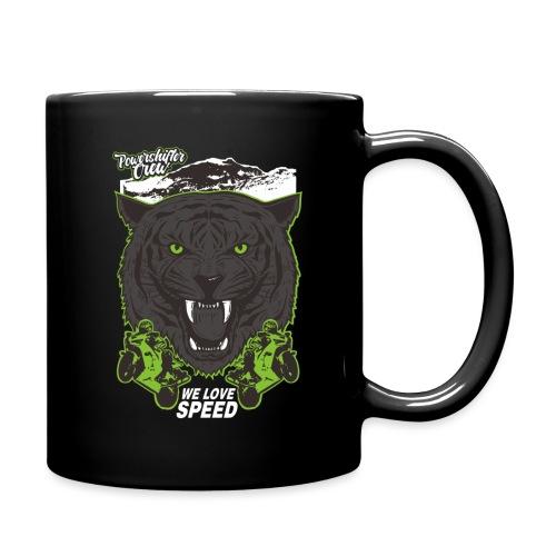 bear - Tasse einfarbig