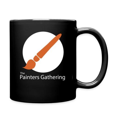 The Painters Gathering - Ensfarvet krus
