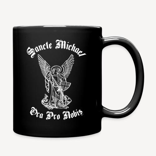 SANCTE MICHAEL ORA PRO NOBIS - Full Colour Mug