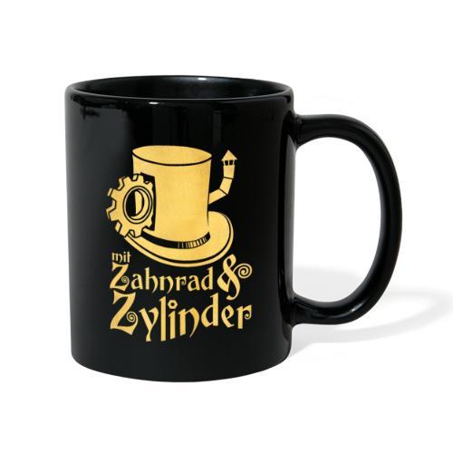 ZuZ-Logo - Tasse einfarbig