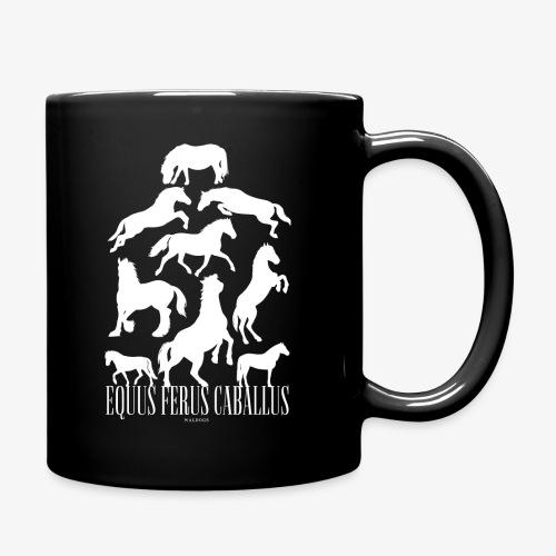 Equus Ferus Caballus - Yksivärinen muki