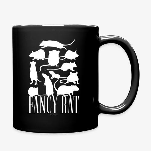 Fancy Rat - Yksivärinen muki