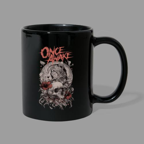 Once Awake skull - Ensfarget kopp