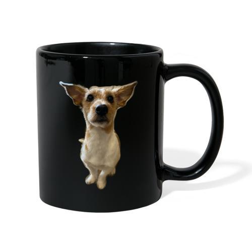 LackyDog - Tasse einfarbig