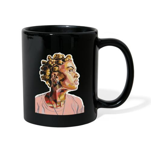 She Just Glows - Full Colour Mug