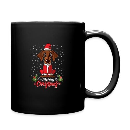Dachshund Custome - Full Colour Mug