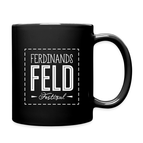Ferdinands Feld Logo - Tasse einfarbig