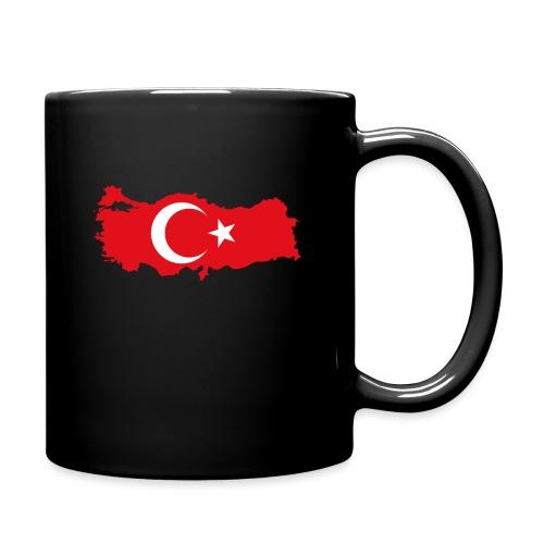 Tyrkern - Ensfarvet krus