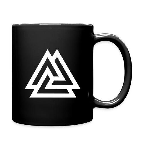 Valknut, Odin, Symbol, Wikinger, Nordisch, Kelten - Tasse einfarbig