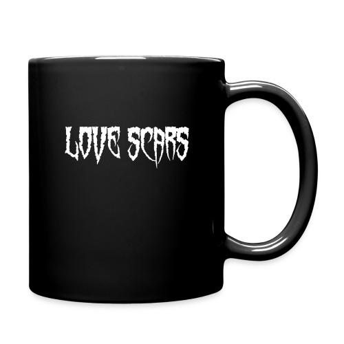 Love scars - Taza de un color