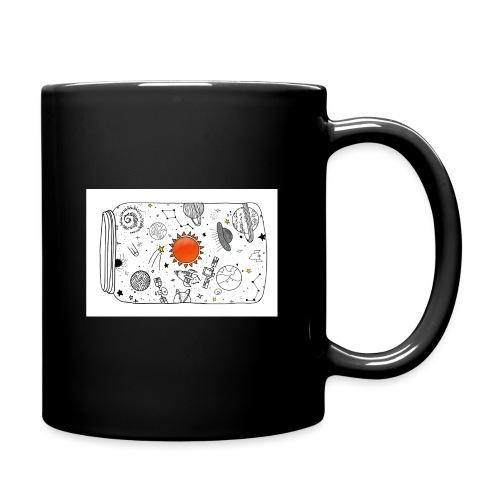 cosmos - Tasse einfarbig