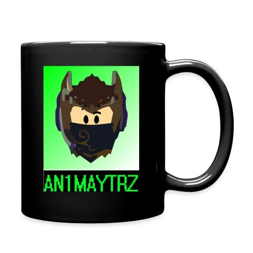 AN1MAYTRZ logo + title - Full Colour Mug