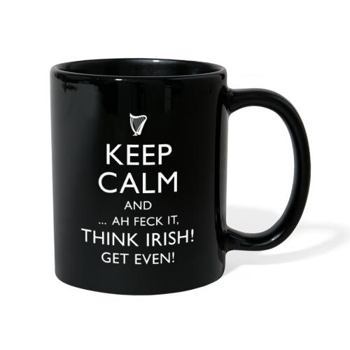 Keep Irish - Tasse einfarbig