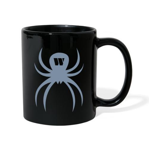Spider silver - Tasse einfarbig