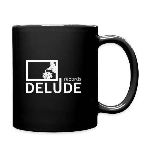 Delude Records Label Logo - Tasse einfarbig