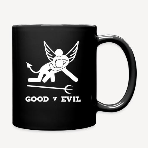 GOOD V EVIL - Full Colour Mug