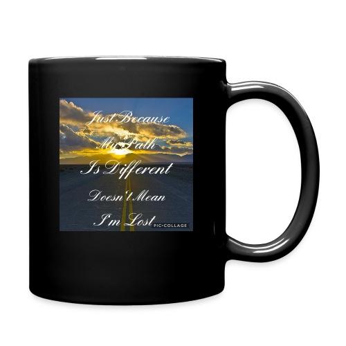 Just because my path - Full Colour Mug