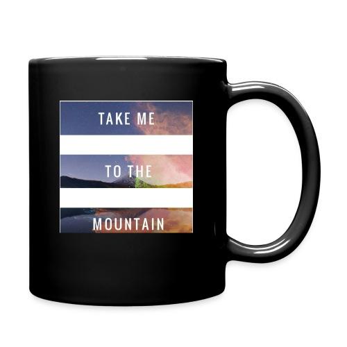 Take me to the mountain - Taza de un color