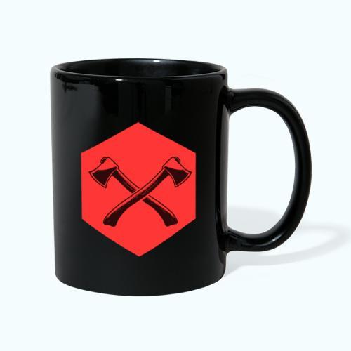 Hipster ax - Full Colour Mug