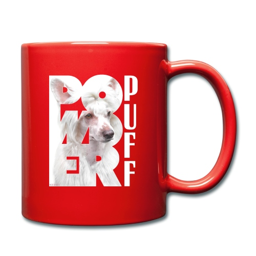 Powderpuff II - Yksivärinen muki