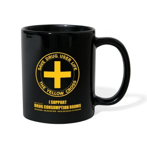 DCRs Save Lives - Kubek jednokolorowy
