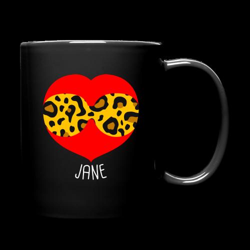 Jane - Mug uni