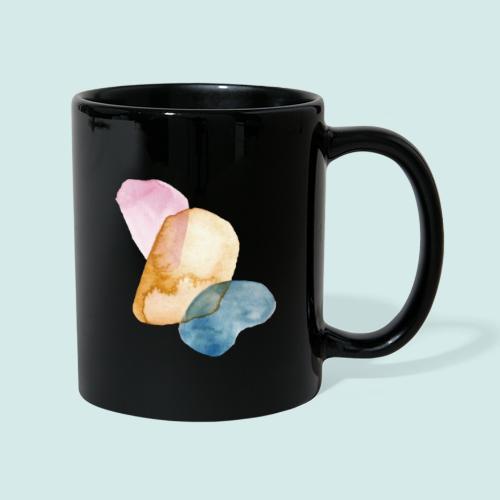Watercolors - Tasse einfarbig