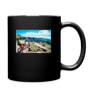 mtb hoddie - Full Colour Mug
